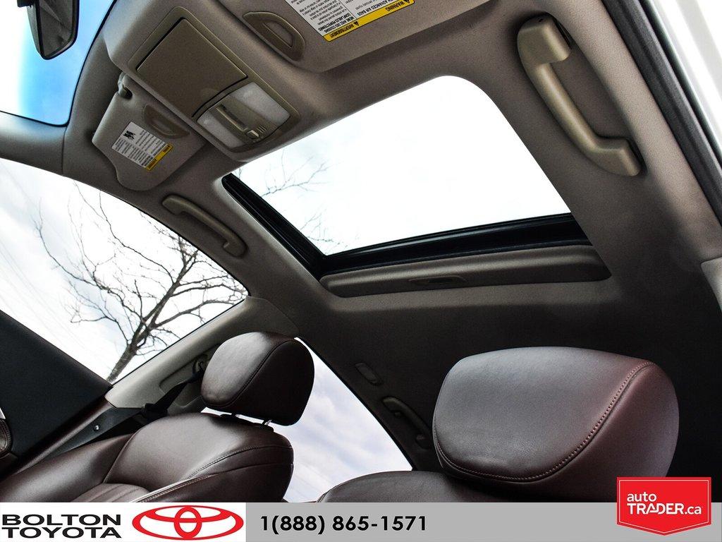 2016 Infiniti QX50 Wagon in Bolton, Ontario - 26 - w1024h768px