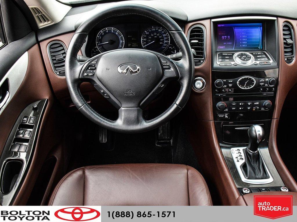 2016 Infiniti QX50 Wagon in Bolton, Ontario - 23 - w1024h768px
