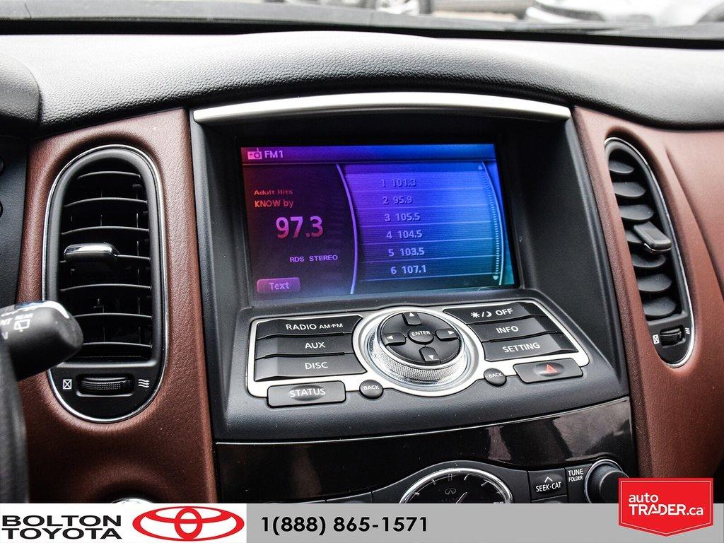 2016 Infiniti QX50 Wagon in Bolton, Ontario - 25 - w1024h768px