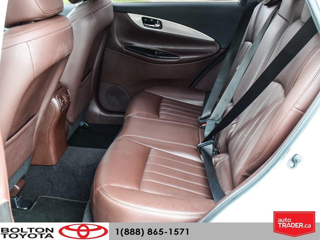 2016 Infiniti QX50 Wagon in Bolton, Ontario - 15 - w1024h768px