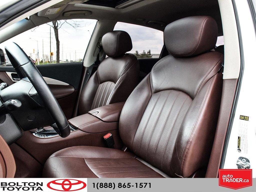 2016 Infiniti QX50 Wagon in Bolton, Ontario - 12 - w1024h768px