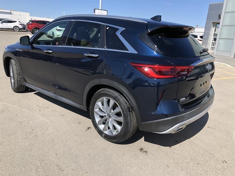2019 Infiniti QX50 2.0T Essential AWD (E6SG79) in Regina, Saskatchewan - 2 - w1024h768px