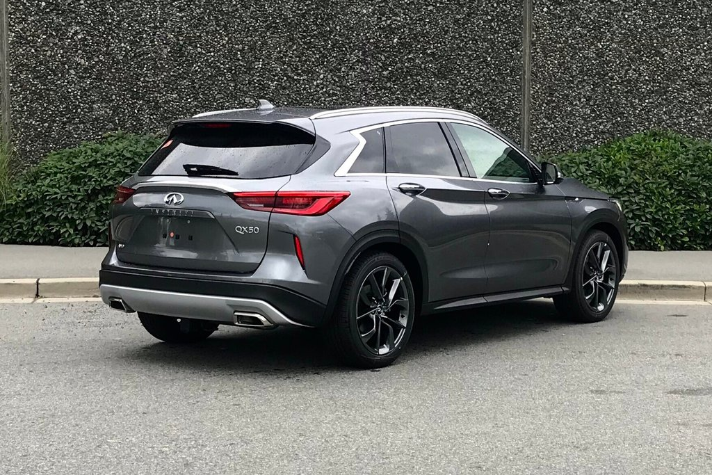 2019 Infiniti QX50 2.0T Essential AWD (E6SG79) in North Vancouver, British Columbia - 9 - w1024h768px