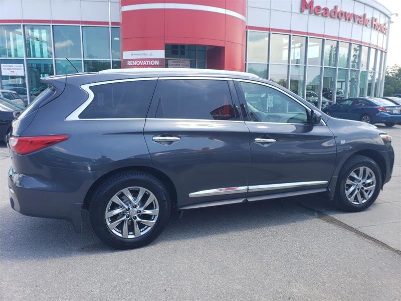2014 Infiniti QX60 AWD in Mississauga, Ontario - 4 - w1024h768px