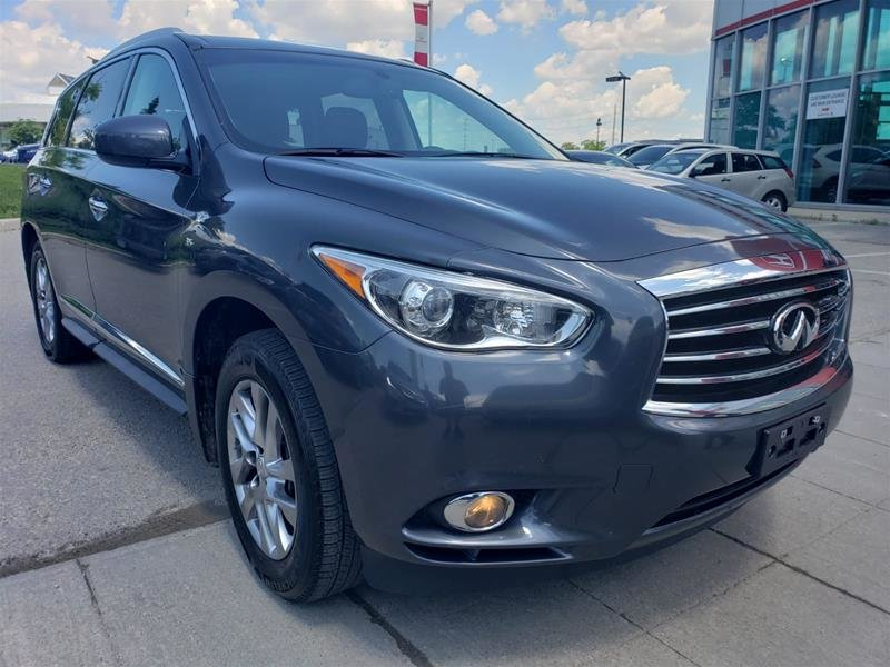 2014 Infiniti QX60 AWD in Mississauga, Ontario - 3 - w1024h768px