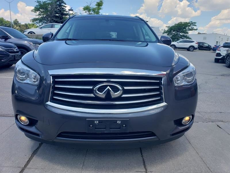 2014 Infiniti QX60 AWD in Mississauga, Ontario - 2 - w1024h768px