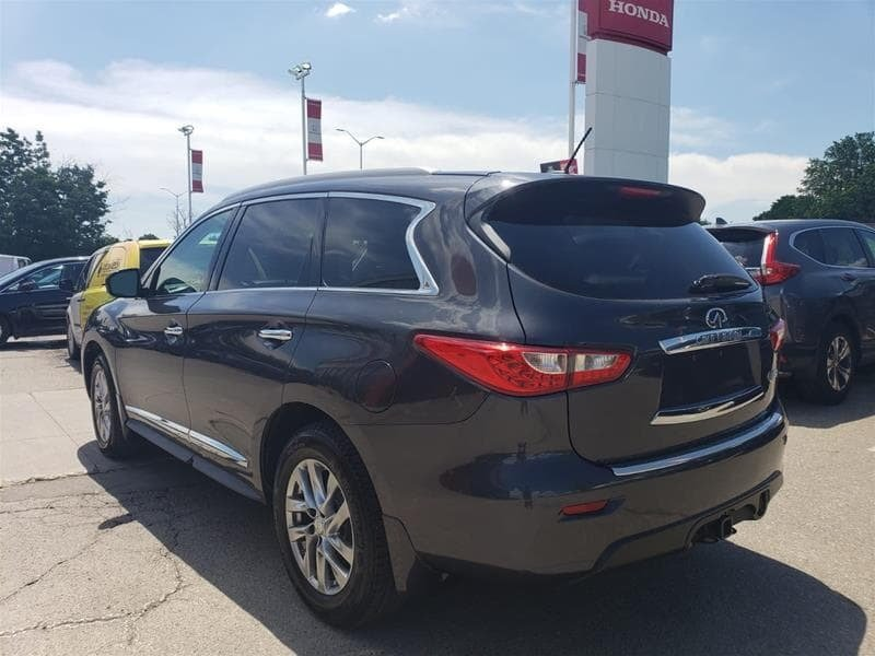 2014 Infiniti QX60 AWD in Mississauga, Ontario - 27 - w1024h768px