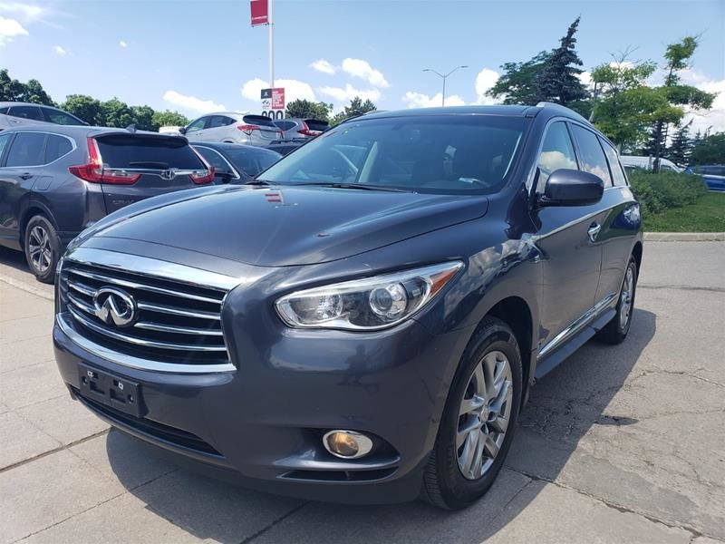 2014 Infiniti QX60 AWD in Mississauga, Ontario - 1 - w1024h768px