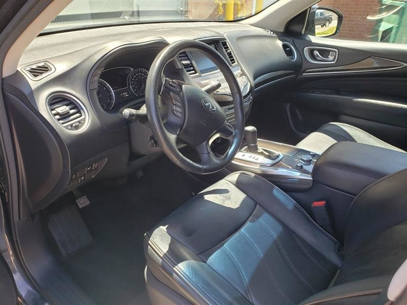 2014 Infiniti QX60 AWD in Mississauga, Ontario - 11 - w1024h768px