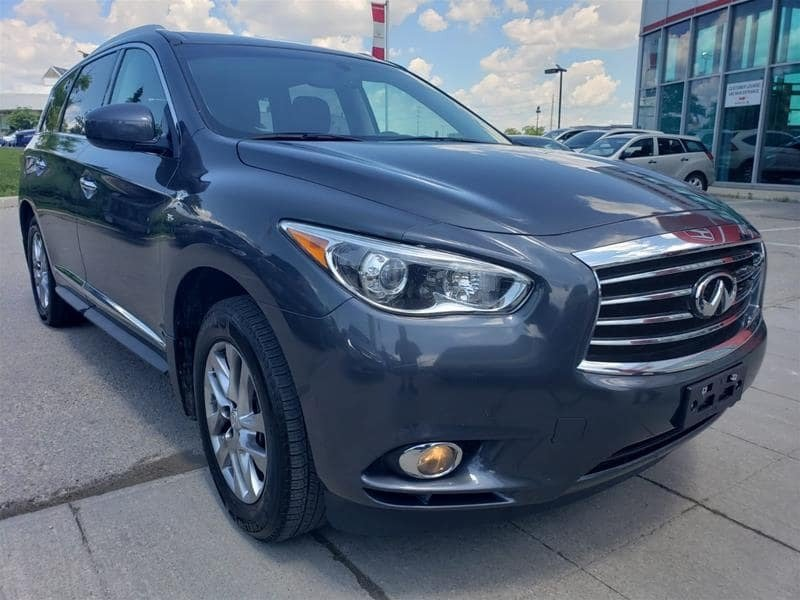 2014 Infiniti QX60 AWD in Mississauga, Ontario - 23 - w1024h768px