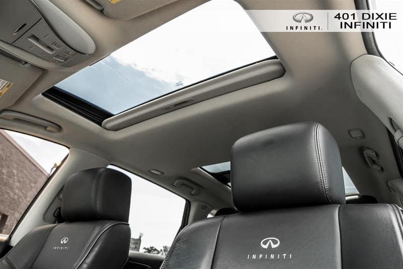 2014 Infiniti QX60 AWD in Mississauga, Ontario - 17 - w1024h768px