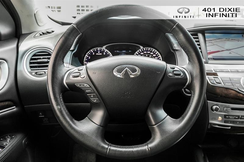 2014 Infiniti QX60 AWD in Mississauga, Ontario - 31 - w1024h768px