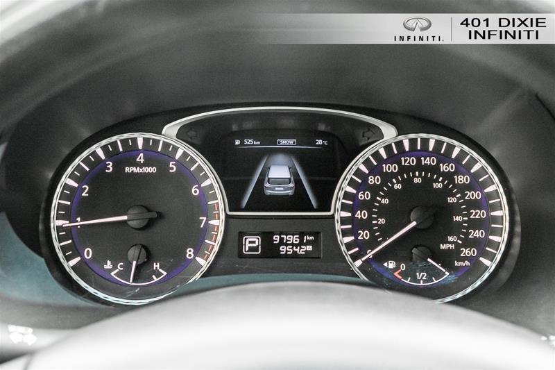 2014 Infiniti QX60 AWD in Mississauga, Ontario - 32 - w1024h768px