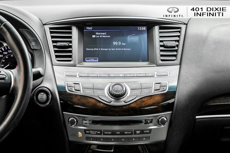2014 Infiniti QX60 AWD in Mississauga, Ontario - 44 - w1024h768px