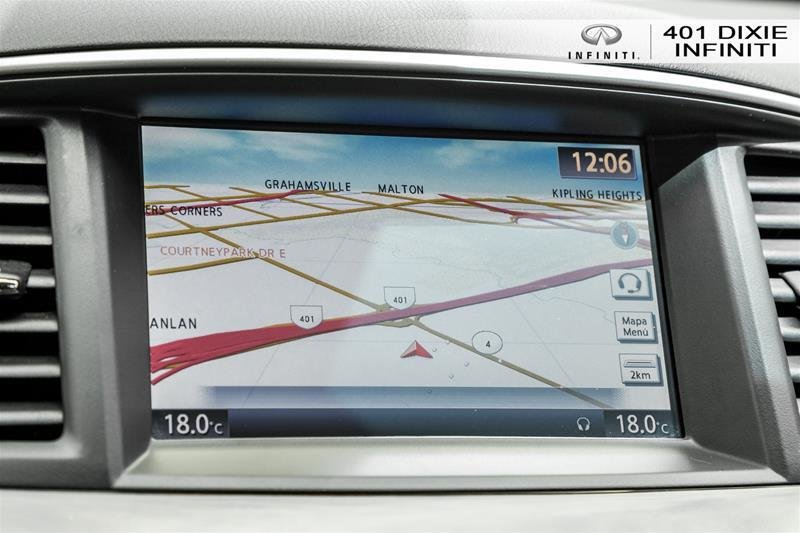 2014 Infiniti QX60 AWD in Mississauga, Ontario - 11 - w1024h768px