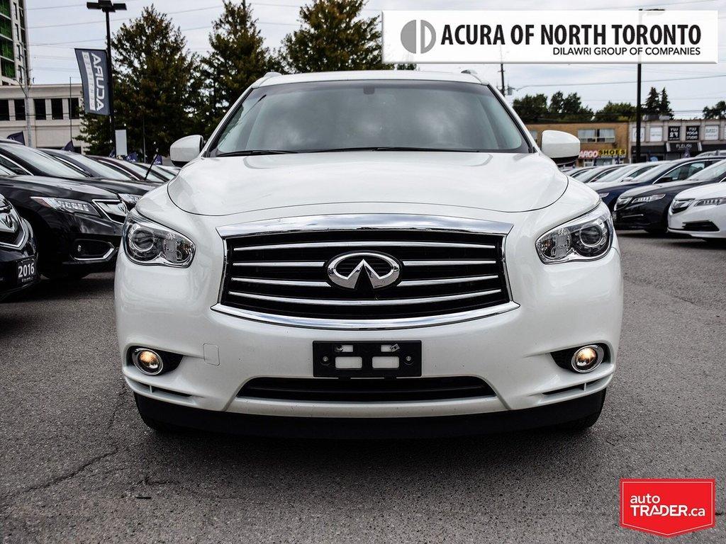 2015 Infiniti QX60 AWD in Thornhill, Ontario - 5 - w1024h768px