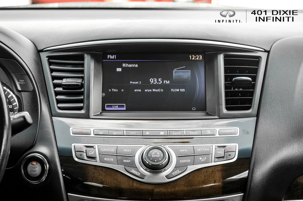 2015 Infiniti QX60 AWD in Mississauga, Ontario - 23 - w1024h768px