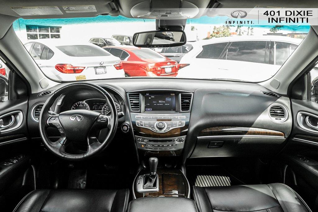 2015 Infiniti QX60 AWD in Mississauga, Ontario - 22 - w1024h768px