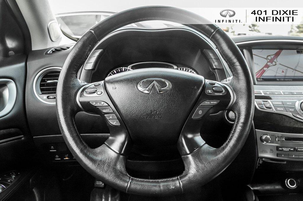 2015 Infiniti QX60 AWD in Mississauga, Ontario - 10 - w1024h768px