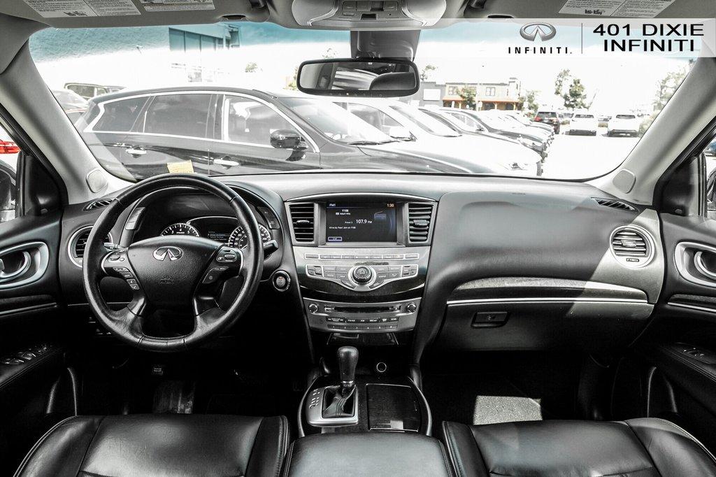 2015 Infiniti QX60 AWD in Mississauga, Ontario - 21 - w1024h768px