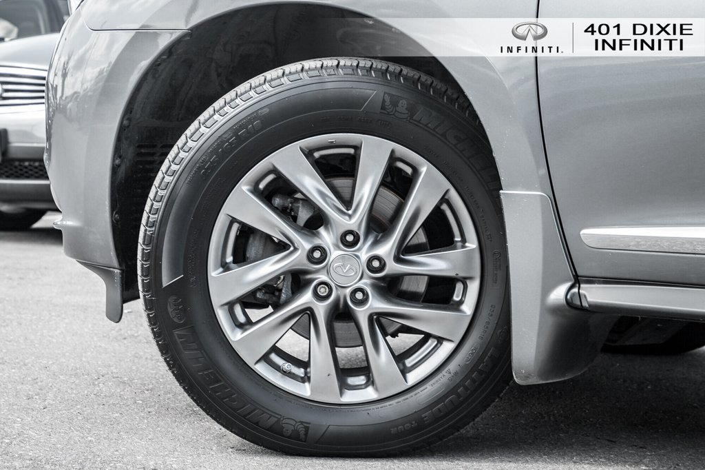 2015 Infiniti QX60 AWD in Mississauga, Ontario - 5 - w1024h768px