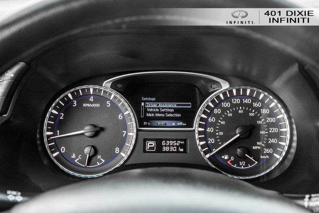 2015 Infiniti QX60 AWD in Mississauga, Ontario - 11 - w1024h768px