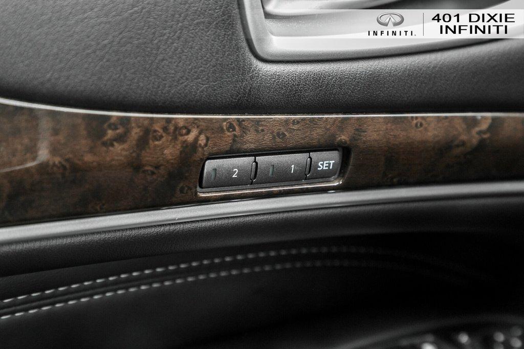 2016 Infiniti QX60 AWD in Mississauga, Ontario - 14 - w1024h768px