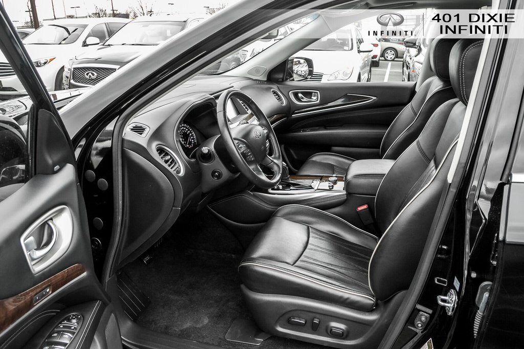 2016 Infiniti QX60 AWD in Mississauga, Ontario - 9 - w1024h768px