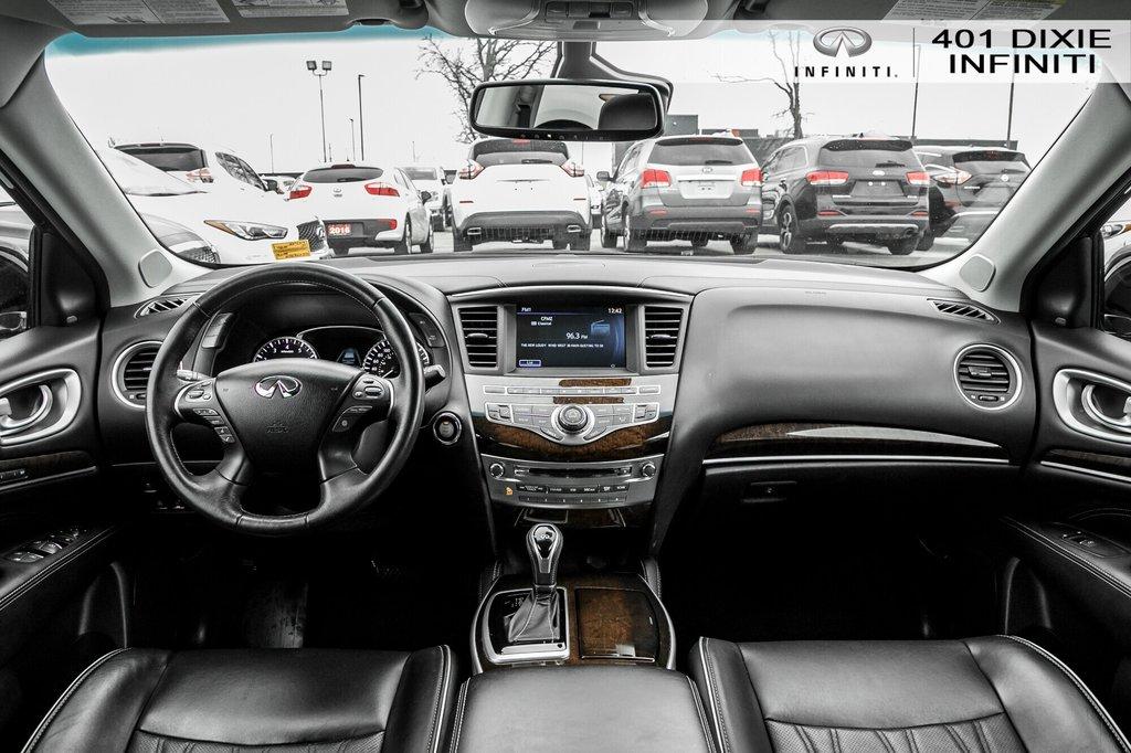 2016 Infiniti QX60 AWD in Mississauga, Ontario - 21 - w1024h768px