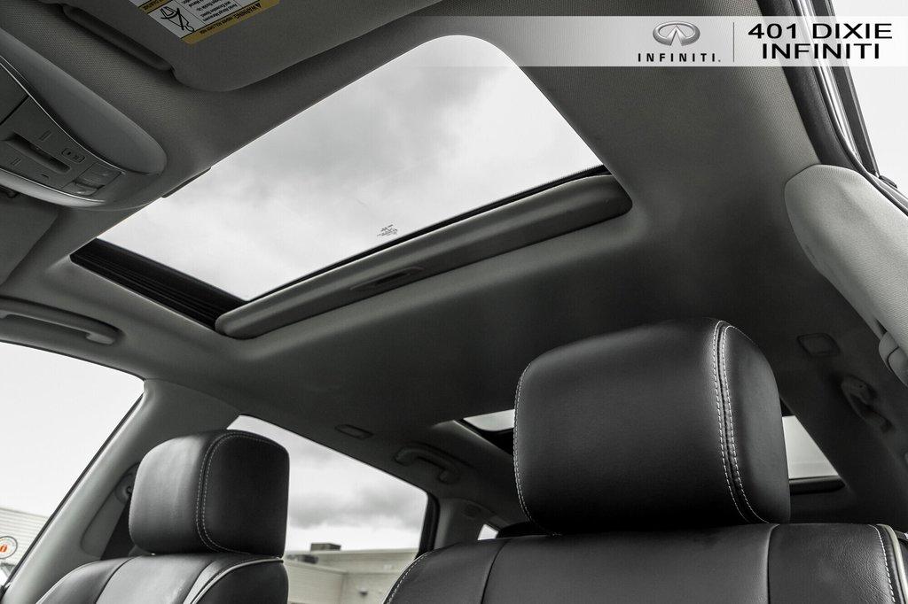 2016 Infiniti QX60 AWD in Mississauga, Ontario - 17 - w1024h768px