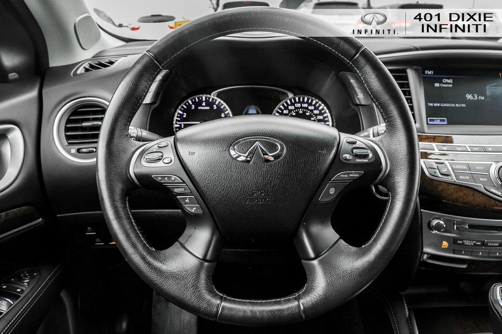 2016 Infiniti QX60 AWD in Mississauga, Ontario - 10 - w1024h768px