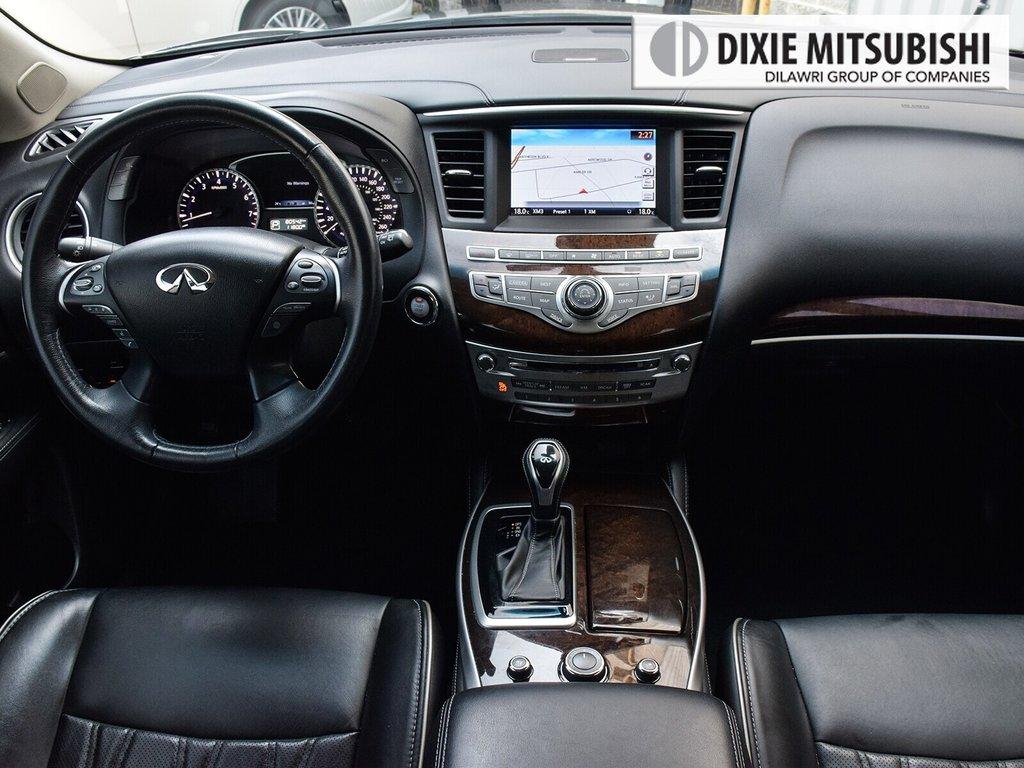 2016 Infiniti QX60 AWD in Mississauga, Ontario - 12 - w1024h768px