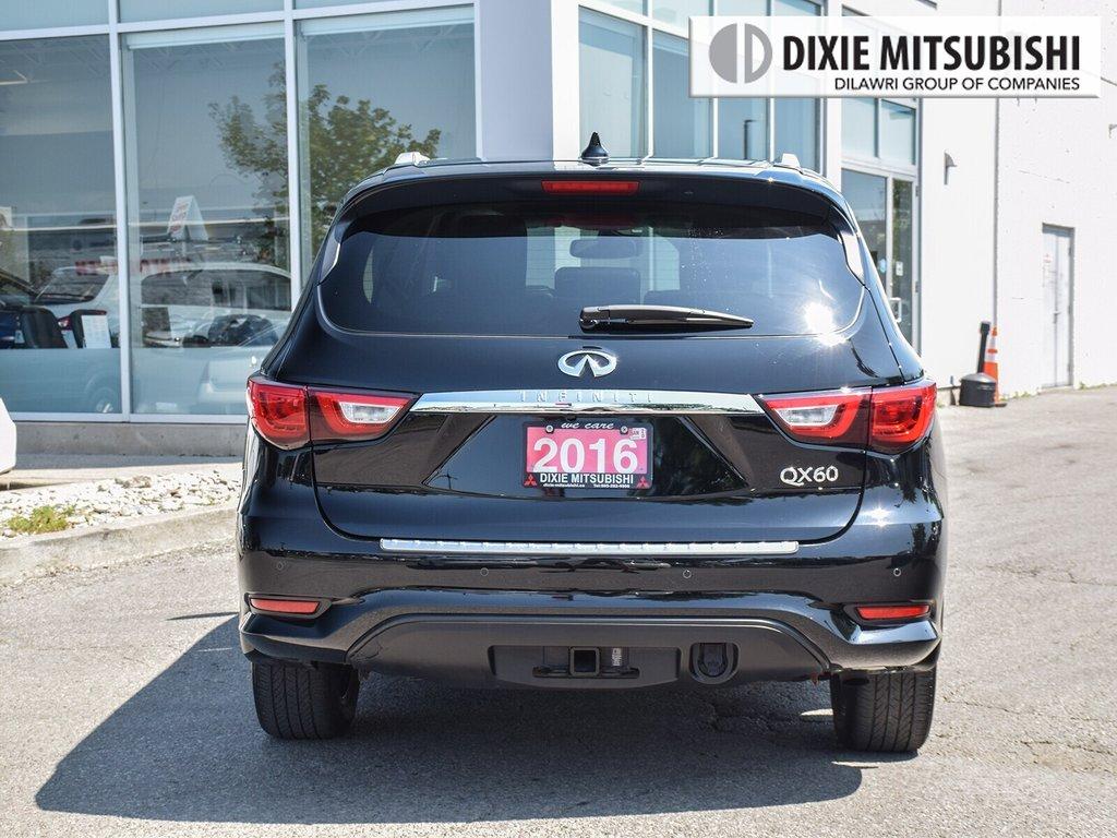 2016 Infiniti QX60 AWD in Mississauga, Ontario - 4 - w1024h768px