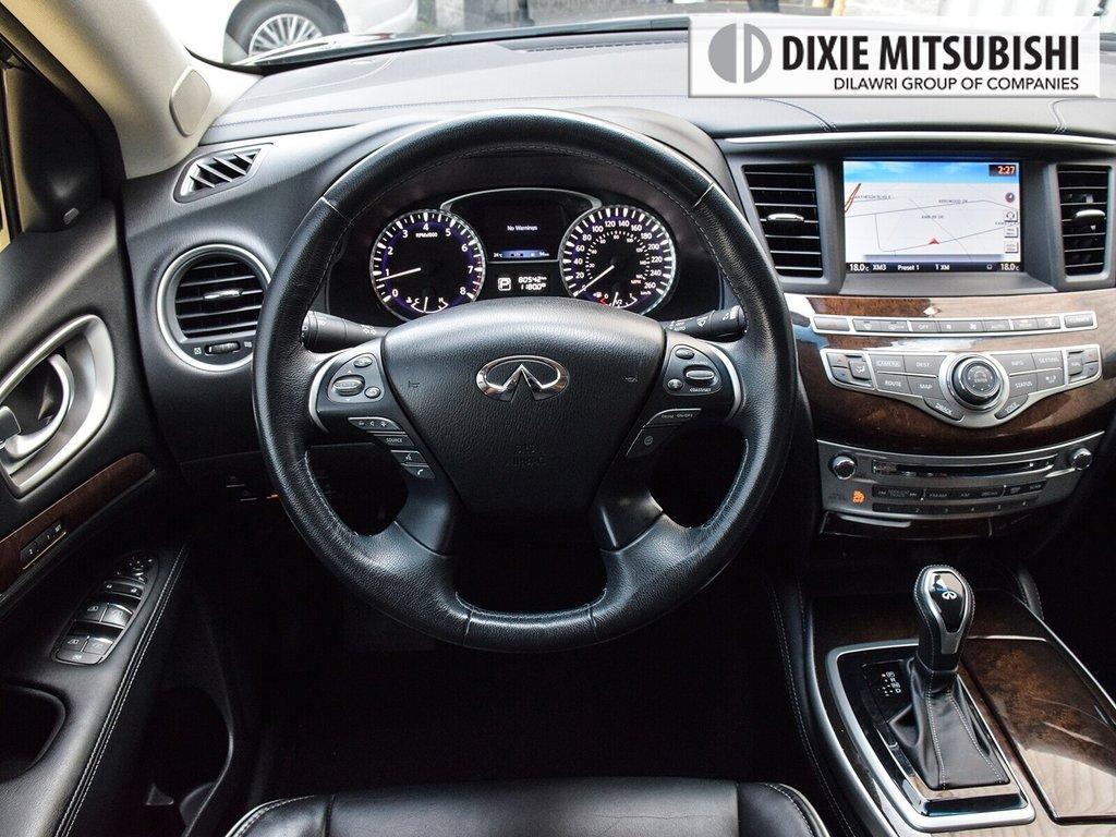 2016 Infiniti QX60 AWD in Mississauga, Ontario - 13 - w1024h768px