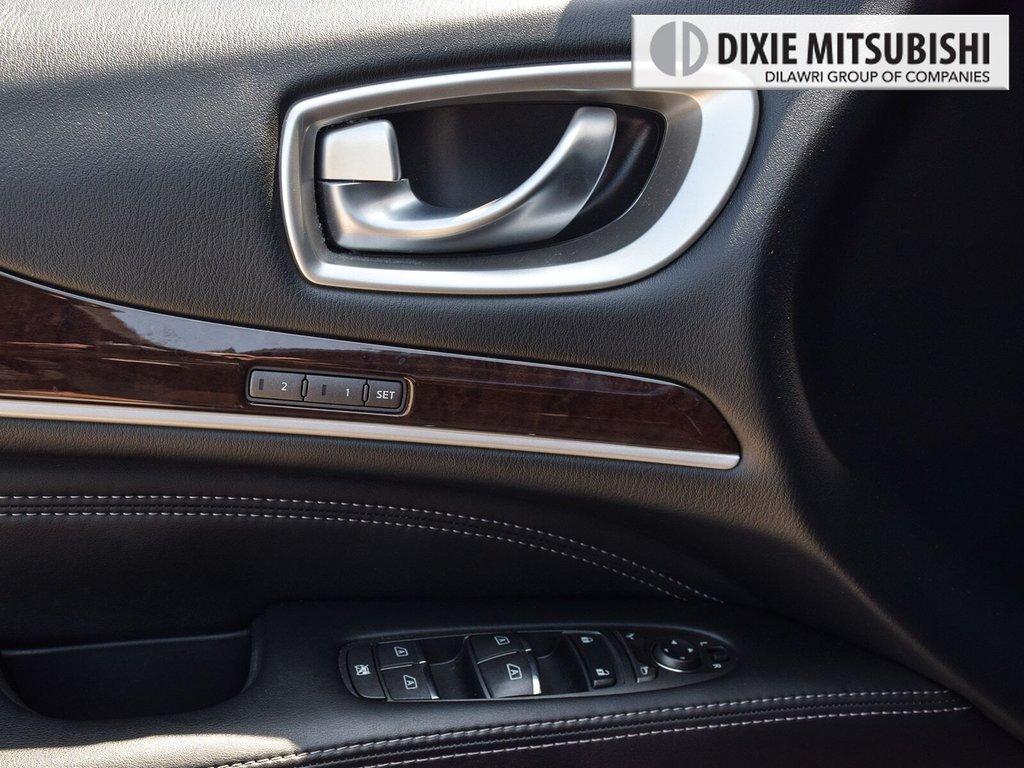2016 Infiniti QX60 AWD in Mississauga, Ontario - 24 - w1024h768px