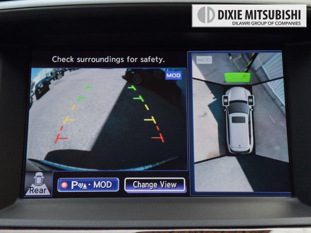 2016 Infiniti QX60 AWD in Mississauga, Ontario - 20 - w1024h768px