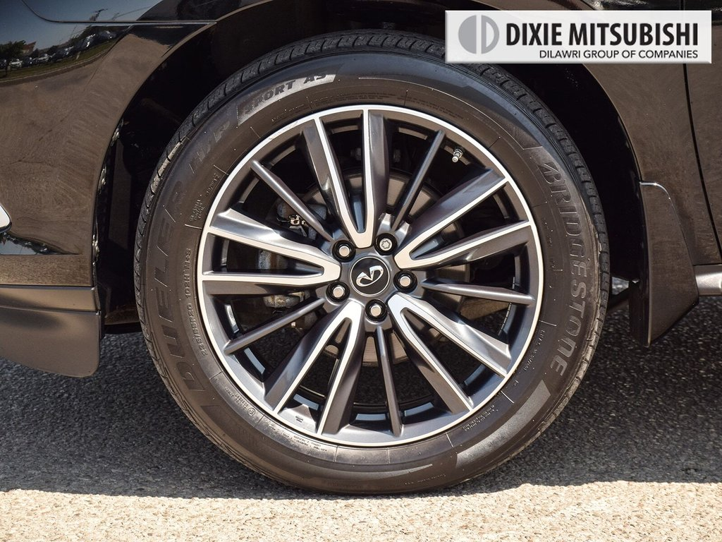 2016 Infiniti QX60 AWD in Mississauga, Ontario - 7 - w1024h768px