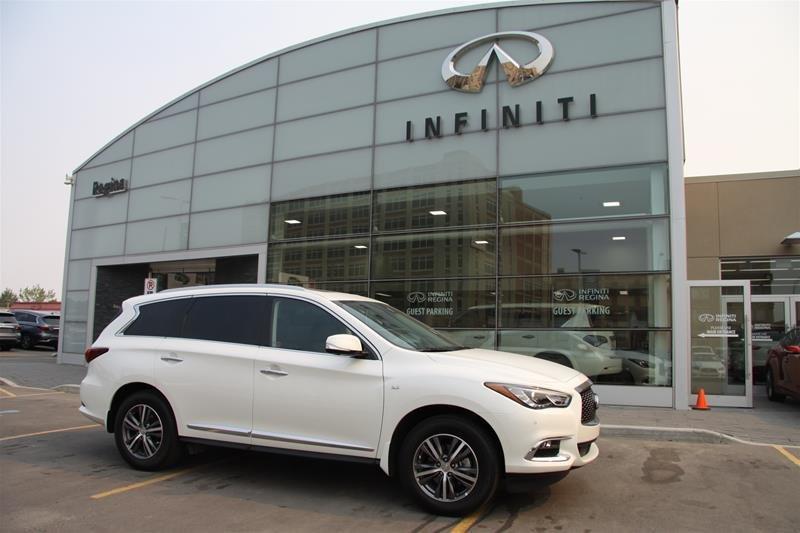 2017 Infiniti QX60 AWD in Regina, Saskatchewan - 8 - w1024h768px