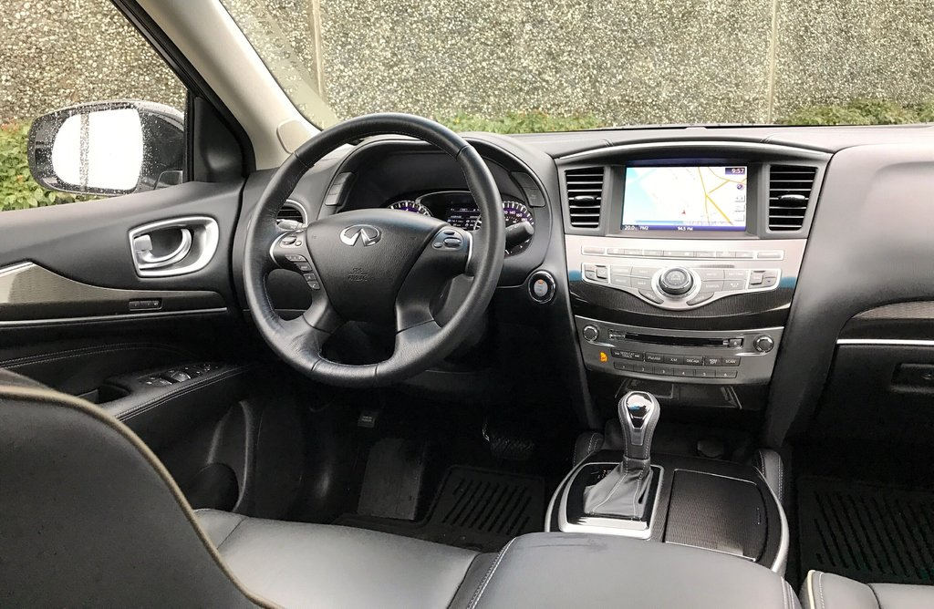 2018 Infiniti QX60 AWD in North Vancouver, British Columbia - 9 - w1024h768px