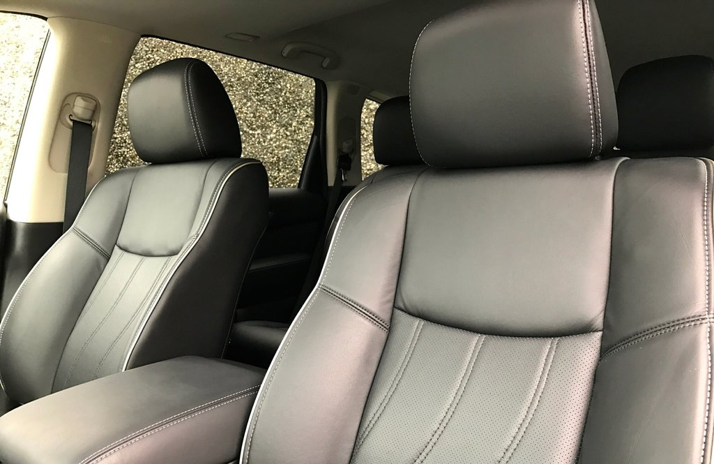 2018 Infiniti QX60 AWD in North Vancouver, British Columbia - 4 - w1024h768px