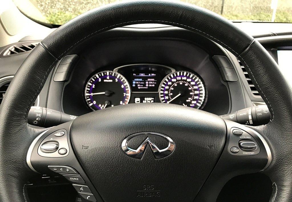 2018 Infiniti QX60 AWD in North Vancouver, British Columbia - 6 - w1024h768px