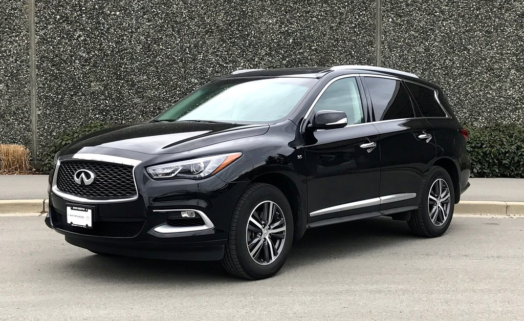 2018 Infiniti QX60 AWD in North Vancouver, British Columbia - 1 - w1024h768px