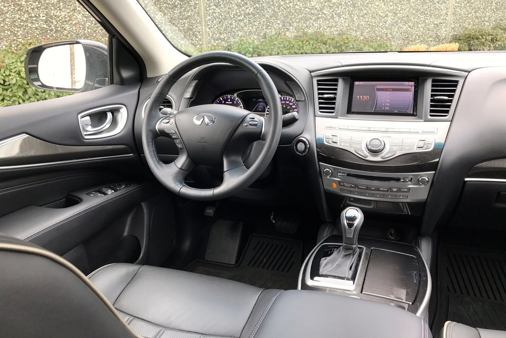2018 Infiniti QX60 AWD in North Vancouver, British Columbia - 4 - w1024h768px