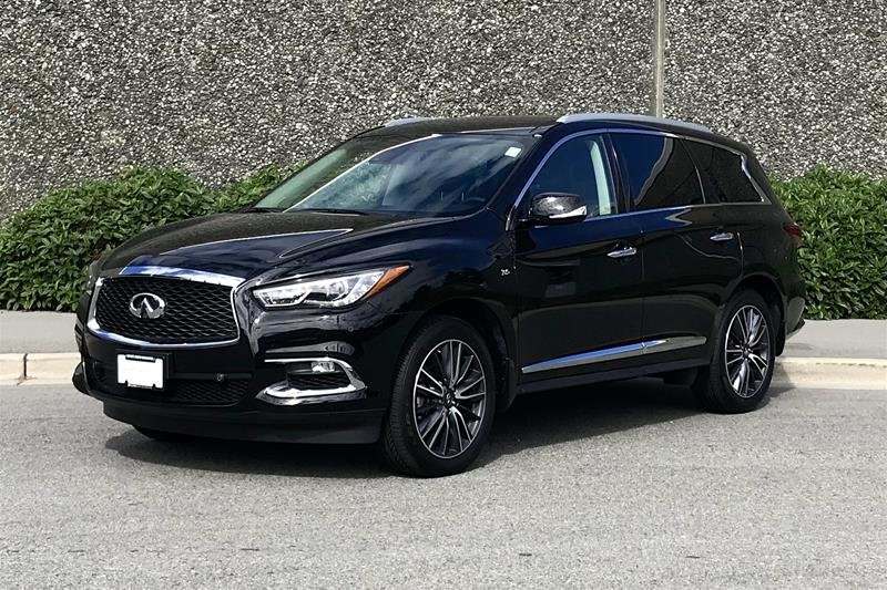 2019 Infiniti QX60 AWD PURE in North Vancouver, British Columbia - 1 - w1024h768px
