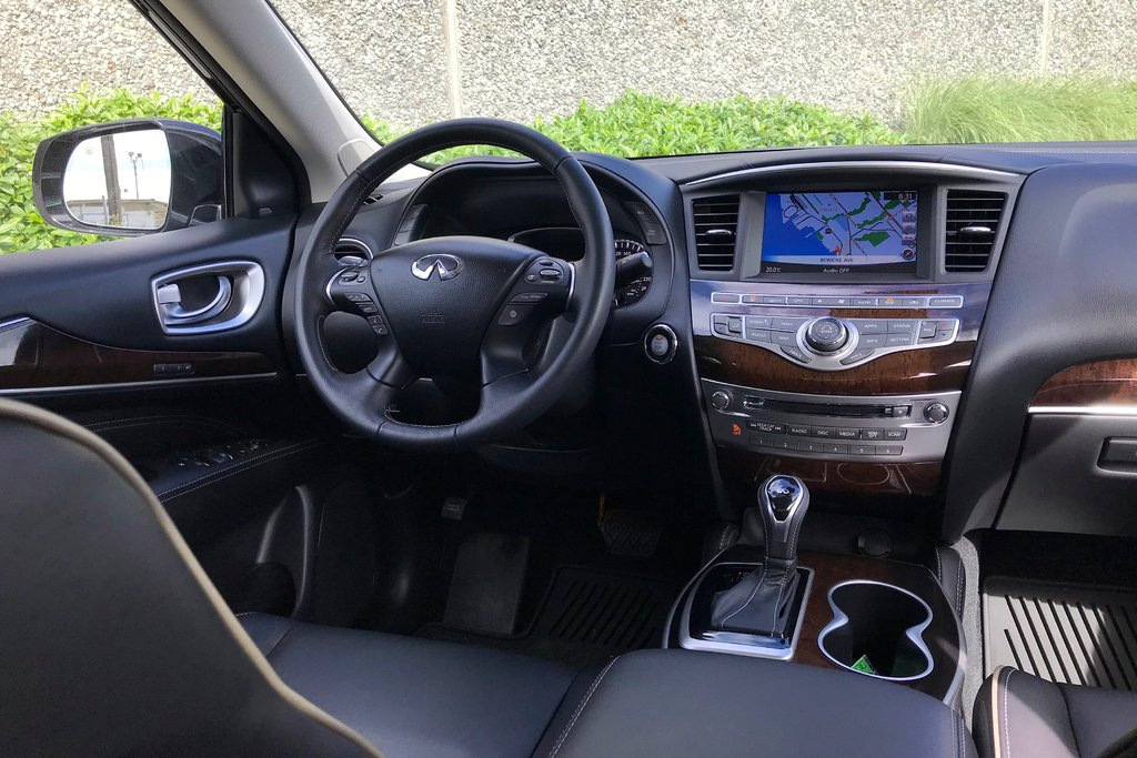 2019 Infiniti QX60 AWD PURE in North Vancouver, British Columbia - 5 - w1024h768px