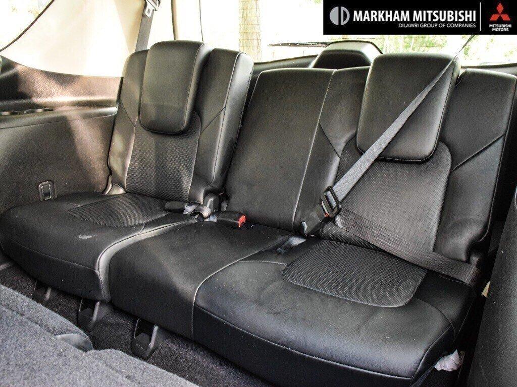 2016 Infiniti QX80 8-Passenger in Markham, Ontario - 25 - w1024h768px