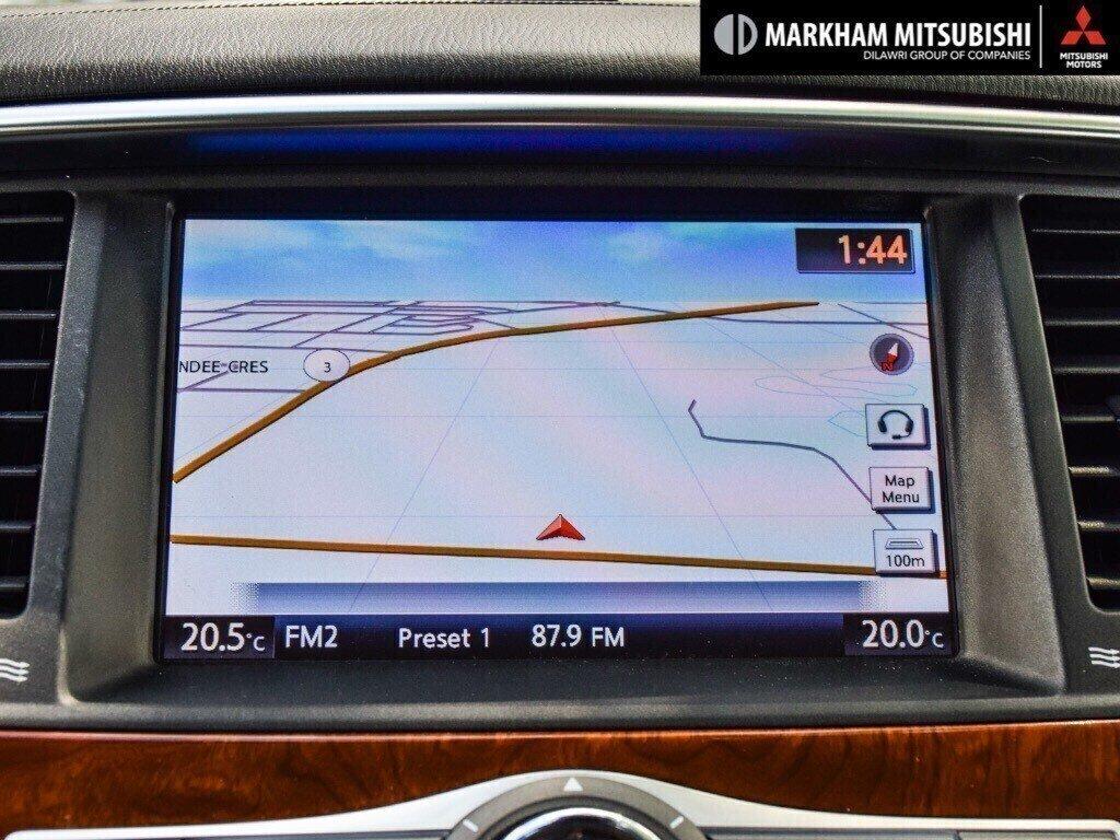 2016 Infiniti QX80 8-Passenger in Markham, Ontario - 17 - w1024h768px