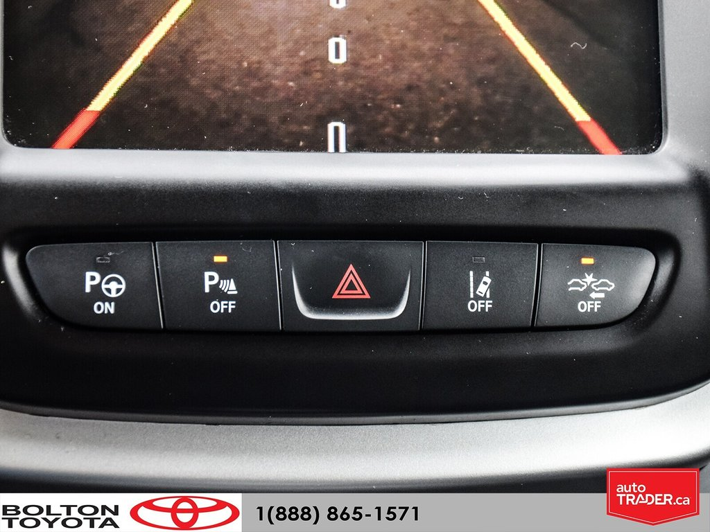 2016 Jeep Cherokee 4x4 Trailhawk in Bolton, Ontario - 27 - w1024h768px