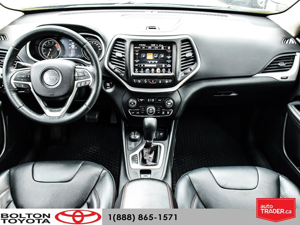 2016 Jeep Cherokee 4x4 Trailhawk in Bolton, Ontario - 18 - w1024h768px