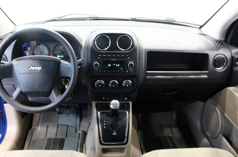 2010 Jeep Compass Sport 4D Utility 4WD in Regina, Saskatchewan - 13 - w1024h768px